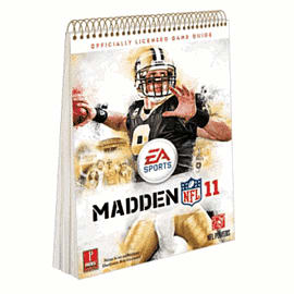 Madden NFL 11 Strategy Guide Strategy Guides and Books