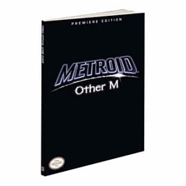 Metroid: Other M Strategy Guide Strategy Guides and Books