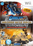 Gunblade NY and LA Machineguns Arcade Wii