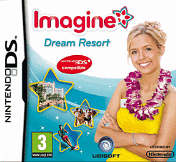 Imagine Dream Resort DSi and DS Lite Cover Art