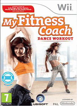 My Fitness Coach: Dance Workout Wii Cover Art