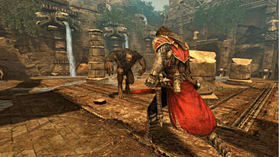 Castlevania: Lords of Shadow screen shot 1