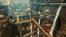 Castlevania: Lords of Shadow screen shot 4