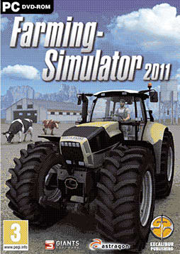 Farming Simulator 2011 PC Games and Downloads Cover Art