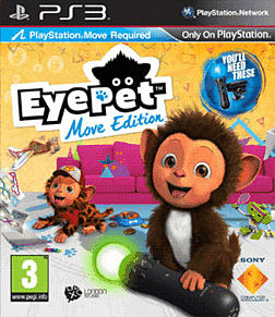 Eyepet: Move PlayStation 3 Cover Art