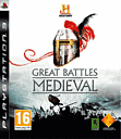 HISTORY: Great Battles Medieval PlayStation 3