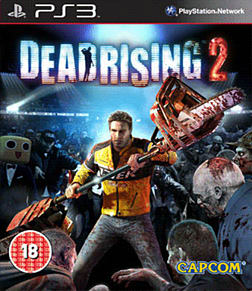 Dead Rising 2 PlayStation 3 Cover Art