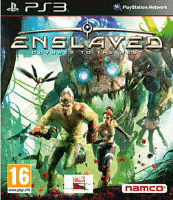Enslaved: Odyssey to the West PlayStation 3 Cover Art