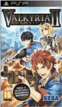 Valkyria Chronicles II PSP