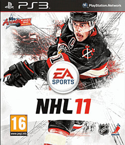 NHL 11 PlayStation 3 Cover Art