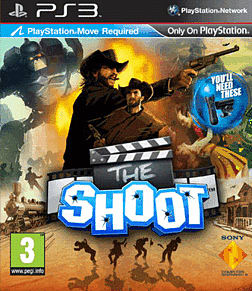 The Shoot: Move PlayStation 3 Cover Art