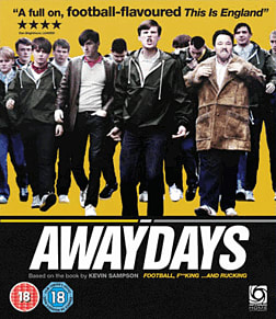 Awaydays Blu-ray