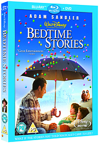 Bedtime Stories Blu-ray