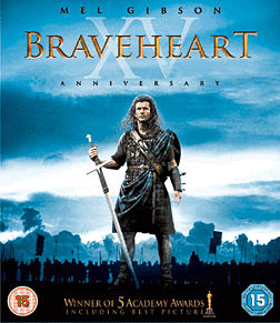 Braveheart Blu-ray 
