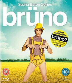 Bruno Blu-Ray