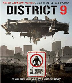 District 9 Blu-ray