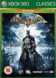 Batman: Arkham Asylum Classics Xbox 360
