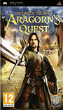 Lord of the Rings: Aragorn's Quest PSP