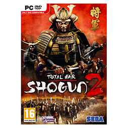 Shogun Total War 2 PC Games and Downloads Cover Art