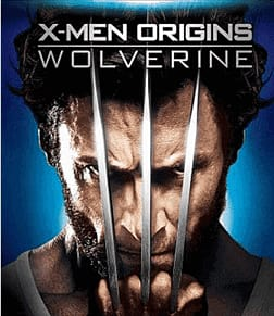 X-Men Origins: Wolverine Blu-Ray