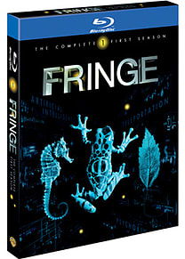 Fringe Season 1 Blu-ray