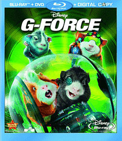 G-Force Blu-Ray