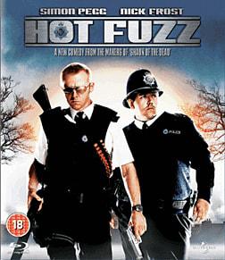 Hot Fuzz Blu-ray