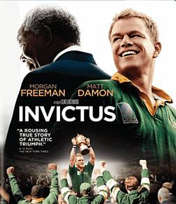 Invictus Blu-ray