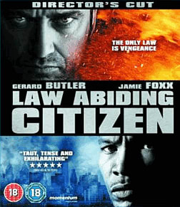 Law Abiding Citizen: Director's Cut Blu-ray