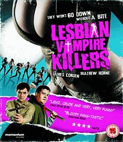 Lesbian Vampire Killers Blu-ray