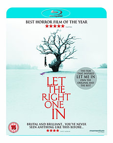 Let the Right One In Blu-ray