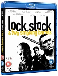 Lock Stock and Two Smoking Barrels Blu-ray