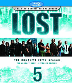 Lost: Season 5 Blu-Ray 