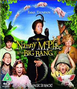 Nanny McPhee And The Big Bang Blu-Ray