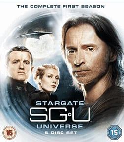 Stargate Universe Season 1 Blu-Ray