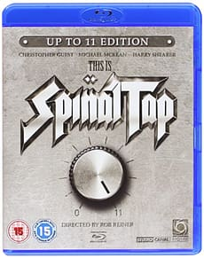 This Is Spinal Tap - Up to 11 Edition Blu-ray