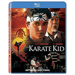 Karate Kid The Blu-ray