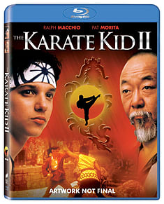 Karate Kid 2 Blu-ray
