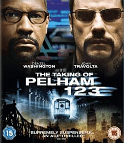 The Taking of Pelham 123 Blu-Ray