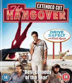 The Hangover Blu-ray