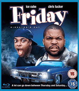 Friday Blu-Ray 
