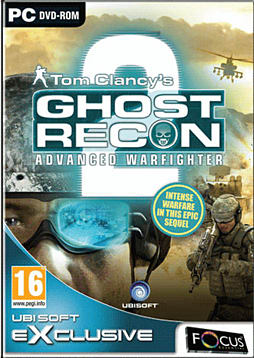 Tom Clancy's Ghost Recon Advanced Warfighter 2 PC Games and Downloads Cover Art