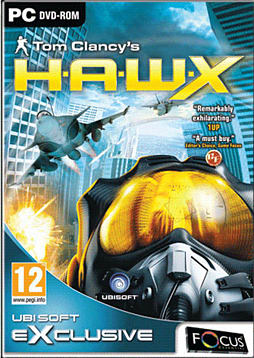 Tom Clancy's H.A.W.X. PC Games and Downloads Cover Art