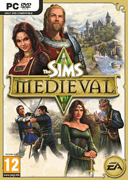 The Sims: Medieval PC Games and Downloads Cover Art