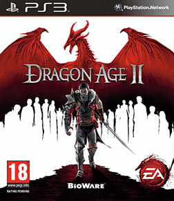 Dragon Age II PlayStation 3 Cover Art