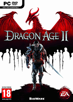Dragon Age II PC Games Cover Art
