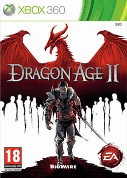 Dragon Age 2 Xbox 360 Cover Art