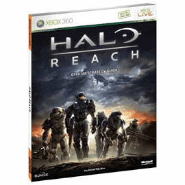 Halo: Reach Strategy Guide Strategy Guides and Books