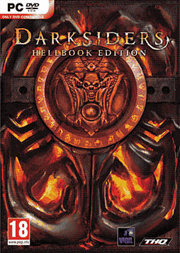 Darksiders Hellbook Edition PC Games and Downloads Cover Art