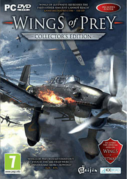 Wings of Prey Collectors Edition PC Games and Downloads Cover Art